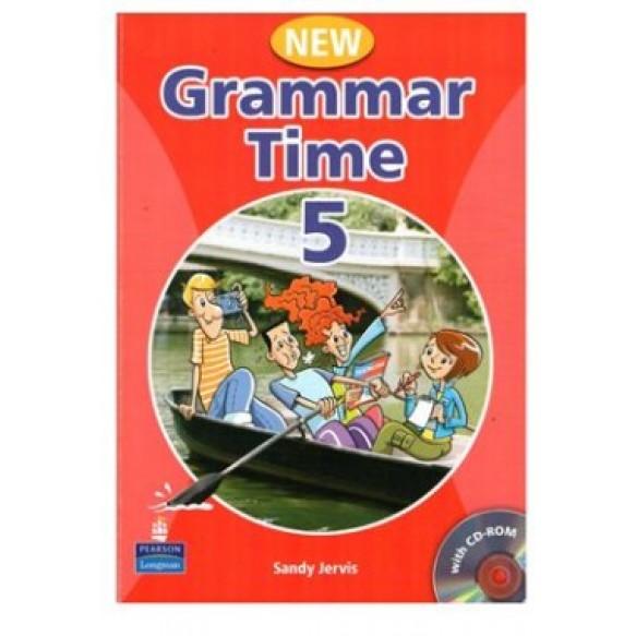 New Grammar Time 5 SB