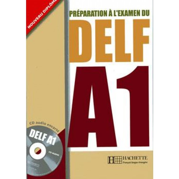DELF A1 + CD audio