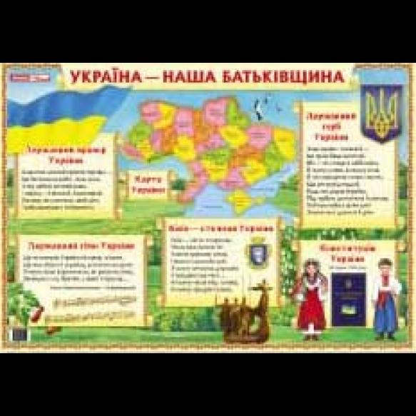 Украина наша родина