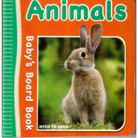 Книжка -словник Animals