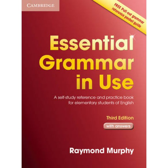 Essential Grammar in Use Third edition Edition