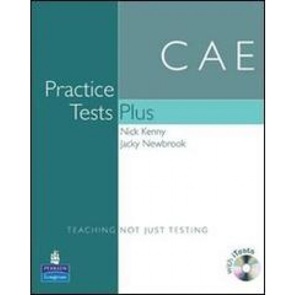 CAE Practice Tests Plus New Edition