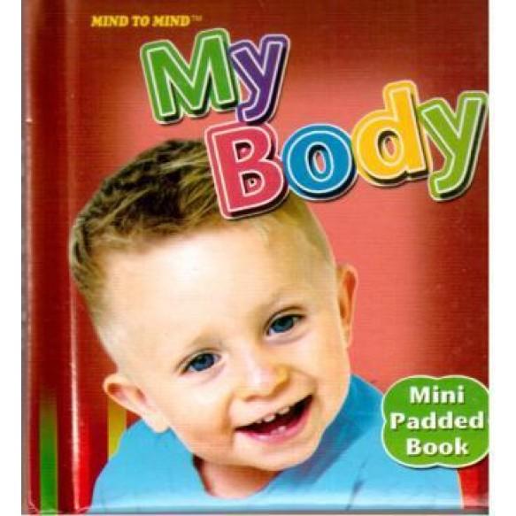 Книжка-словник Моє тіло