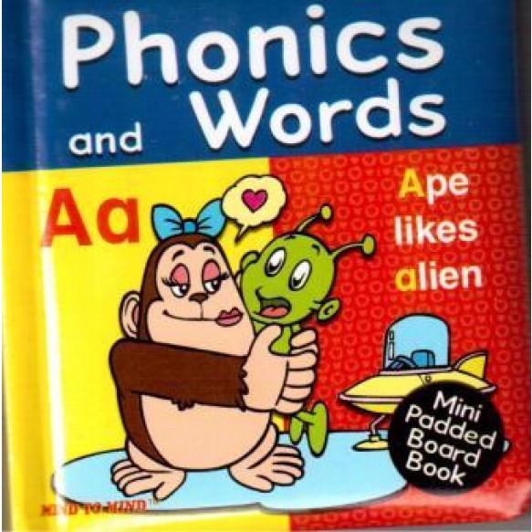 Книжка-словник Фонікси і слова