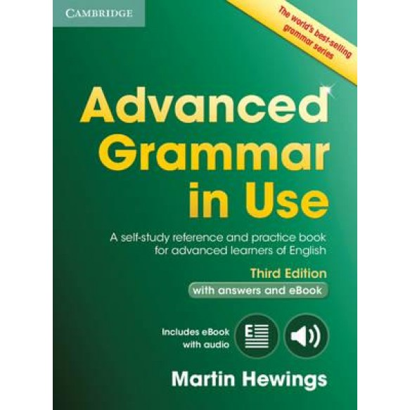 Advanced Grammar in Use  Third Edition  Book with answers