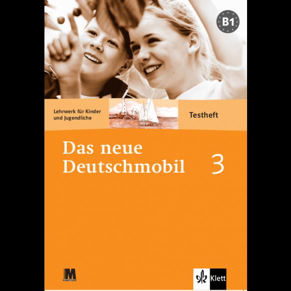 Das Neue Deutschmobil 3. Тетрадь для тестов.