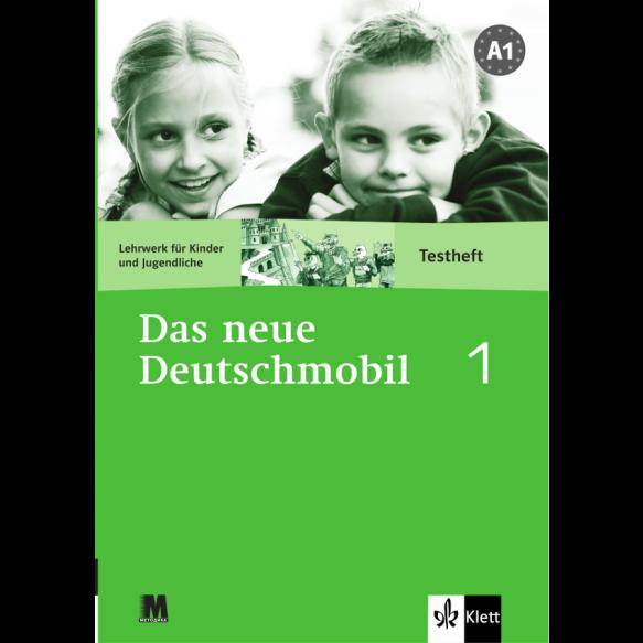 Das Neue Deutschmobil 1. Тетрадь для тестов.