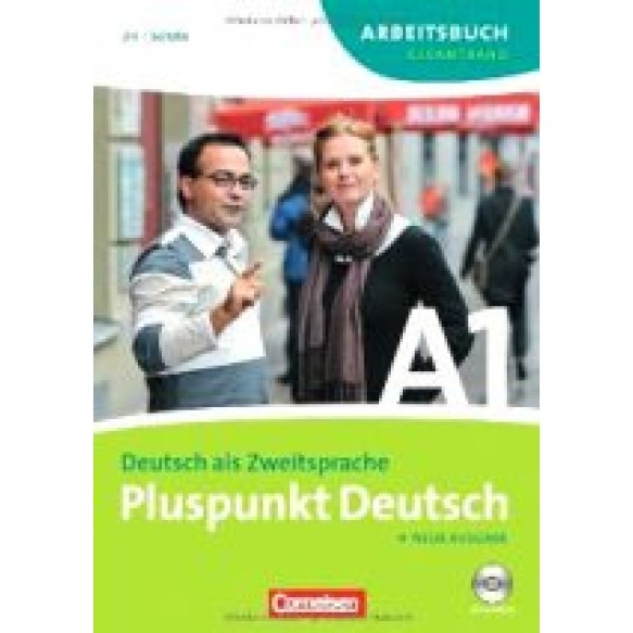 Pluspunkt Deutsch A1 AB+CD