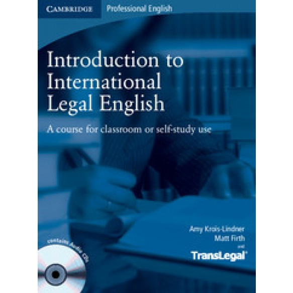 Introduction to International Legal English + 2 CD-ROM