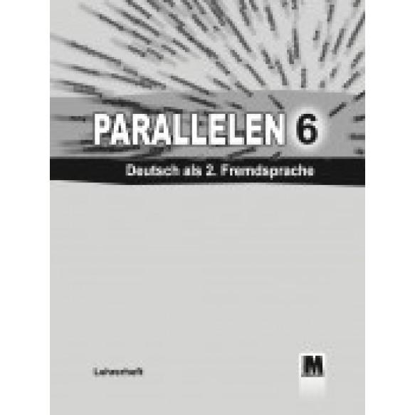 Немецкий язык 6 класс Книга учителя Parallelen