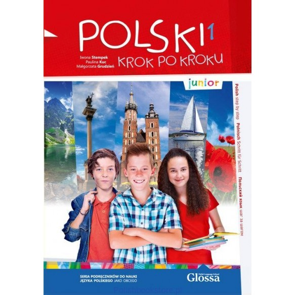 Polski krok po kroku Junior 1 Podręcznik