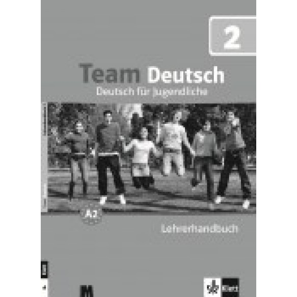 Team Deutsch 2. Книга для учителя.