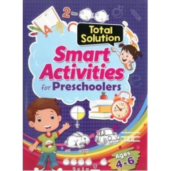 Total Solution Smart Activities For Preschoolers