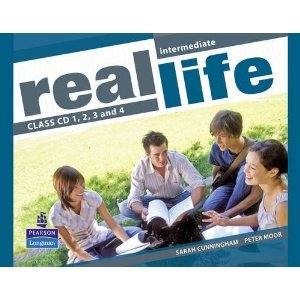 Real Life Intermediate Set of 3 Class Audio CDs