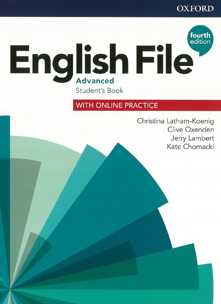 English File 4th Edition Advanced Student's Book with Online Practice