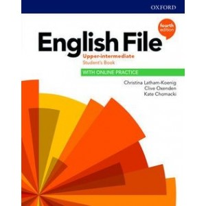 English File 4th Edition Upper-Intermediate Student's Book with Online Practice