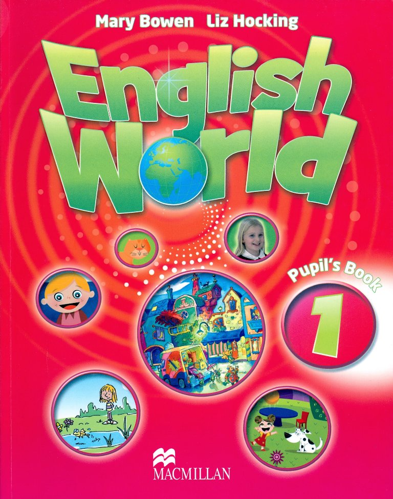 Level 1.English World.Pupil's Book