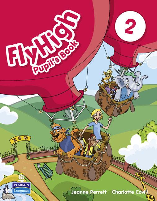 Fly High 2 Fun Gram PBk & CD Pk