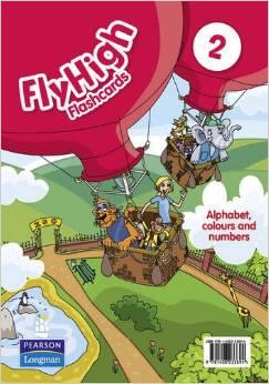 Fly High 2 Alphabet Flashcards