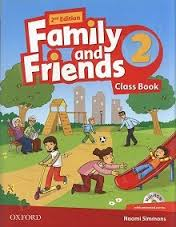 Family and Friends 2 .Class Book and MultiROM Pack Second edition
