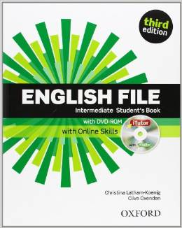English File, Third Edition Intermediate Student's Book with iTutor and Online Skills Practice Pack