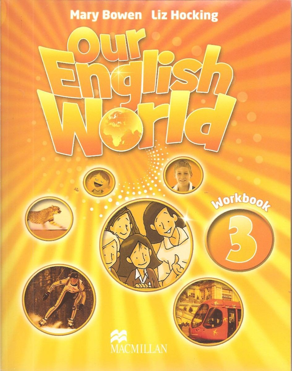 Level 3. English World. Workbook UA