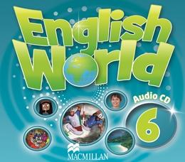 Level 6. English World. Audio CD