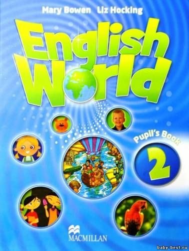 Level 2. English World. Pupil's Book with eBook UA + CD-ROM